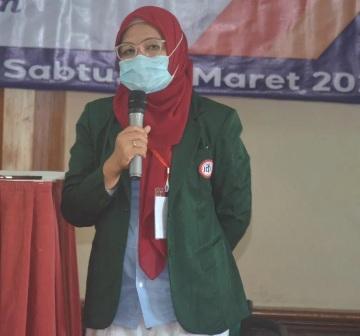 dr. Elvera Susanti, Sp.P, Kembali Terpilih Menjadi Ketua IDI Agam Periode 2021-2024