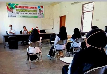 Generasi Muda Agam Ikuti Pelatihan Keterampilan Berbasis Kompetensi