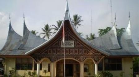 Kantor Camat Ampek Angkek Pindah Pelayanan Ke BPP
