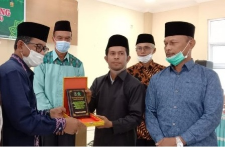 Kecamatan Baso Sambut Baik Kunjungan Silaturahmi Kecamatan Tapung Kabupaten Kampar