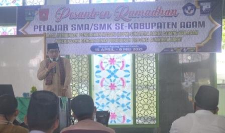 Kegiatan Pesantren Pembinaan Ciptakan Generasi Cinta Al Quran