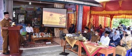 Koperasi pulau harapan Jorong Galapuang Di Nilai Tim Propinsi Wakili Agam