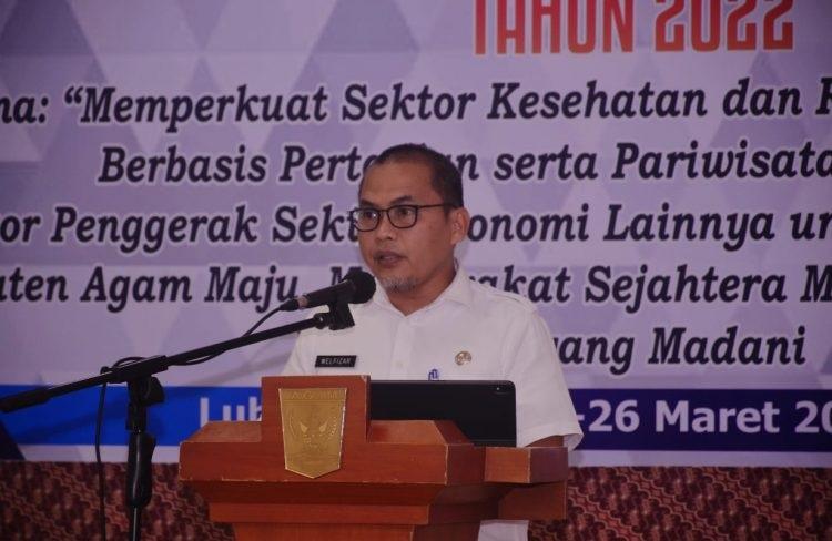 Musrenbang RKPD tahun 2022