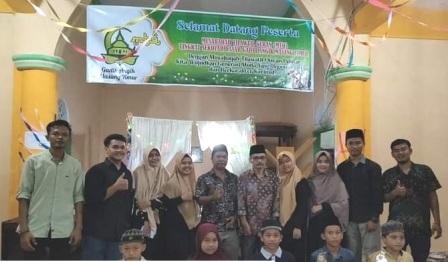 Pemuda Gadih Angik Tanjung Mutiara Gelar MTQ Tingkat Nagari