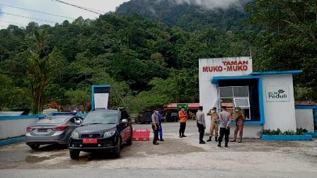 Petugas Gabungan Jaga Ketat Sejumlah OW Di Kecamatan Tanjung Raya