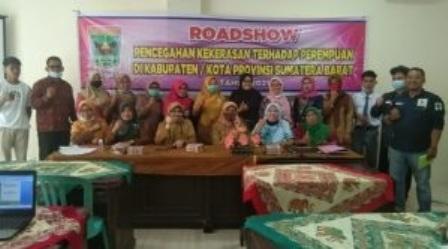 PPA DPPPA Provinsi Sumatera Barat Sosialisasi pencegahan kekerasan terhadap perempuan