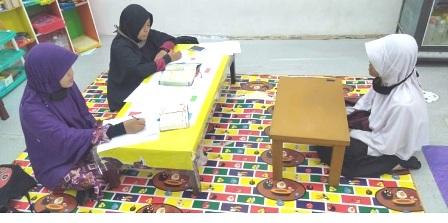 Sebanyak 78 Siswa Yayasan Islam Terpadu Lubuk Basung Ikuti Ujian Komprehensif Tahfiz Alquran