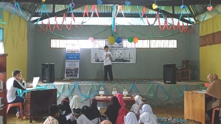 Semarak Literasi Ramadhan Perpustakaan Nagari Duo Koto Gelar Lomba Baca Puisi