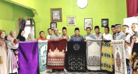 Walnag Pasia Laweh Tebar Seribu Sadjadah Award 2021